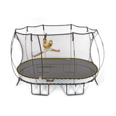 Large Oval Trampoline O92