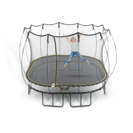 Grand Carré Trampoline S113